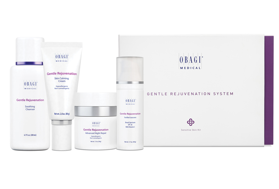 Набор Gentle Rejuvenation